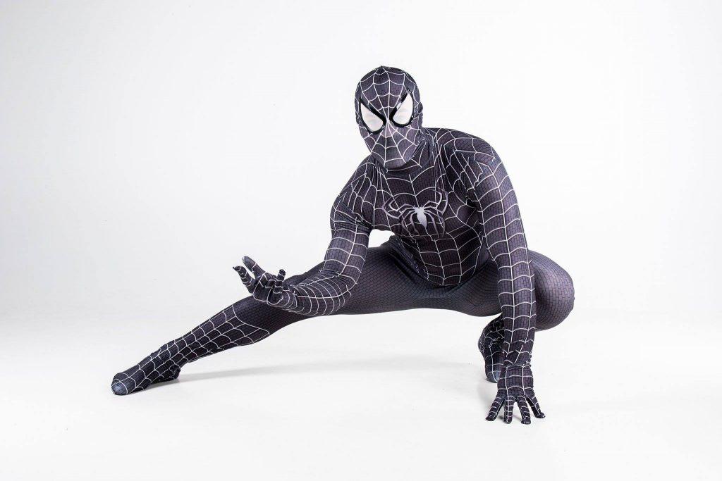 ностальгии фото человека паука в черном костюме щиты занимают лидирующие